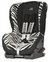 автокресло Romer King Plus Smart Zebra 2013 isofix